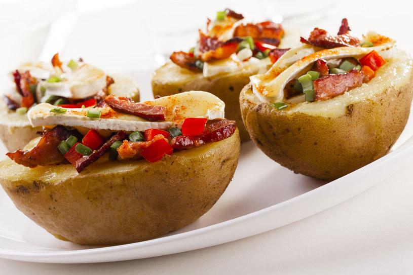 Faszerowane ziemniaki /123RF/PICSEL