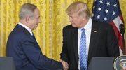 Fatah krytykuje wystąpienie Donalda Trumpa