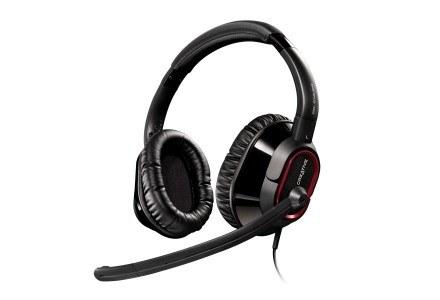 Fatal1ty Professional Series Gaming Headset MkII /materiały prasowe