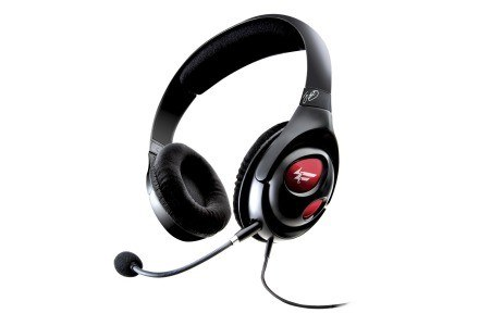 Fatal1ty USB Gaming Headset HS-1000 /materiały prasowe