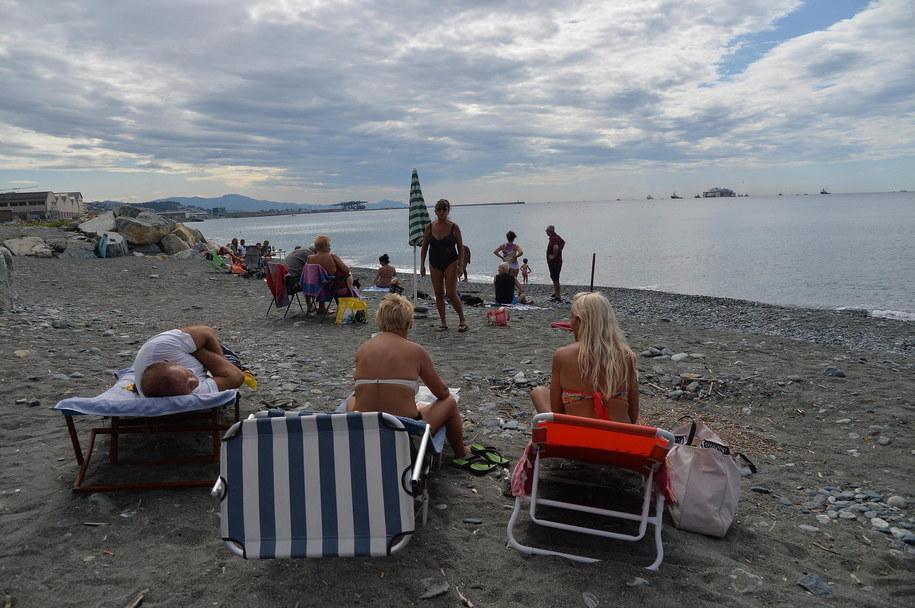 Fatalne lato branży turystycznej we Włoszech /LUCA ZENNARO /PAP/EPA