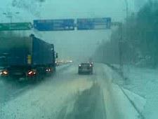 Fatalne warunki na śląskich drogach