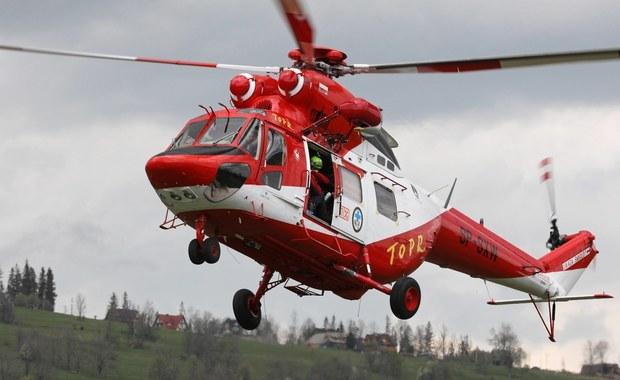 Fatalne warunki w Tatrach. Dwie akcje ratunkowe