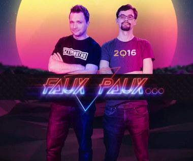 Faux Paux S04E9: Bartosz Kmita z Exit Plan Games gościem dziewiątego odcinka