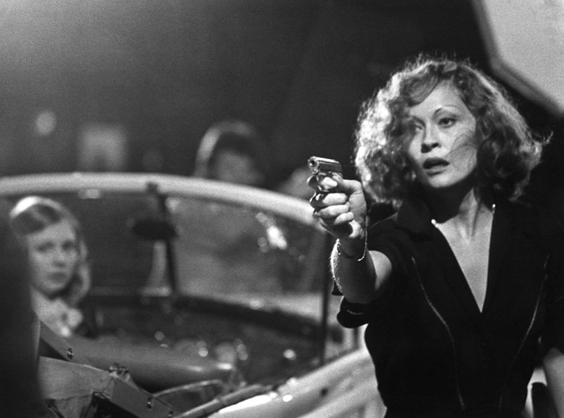"""Faye Dunaway za rolę w """"Chinatown"""" była nominowana do Oscara /Everett Collection /East News"""