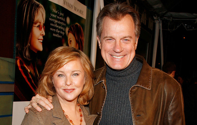 Faye Grant, Stephen Collins /Charley Gallay /Getty Images