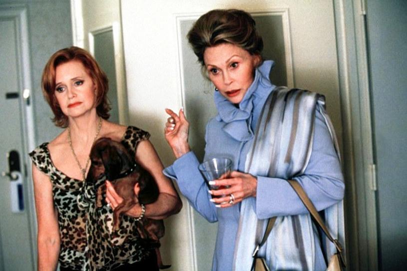 """Faye (na zdjęciu po prawej) w głośnym filmie """"Żyć szybko, umierać młodo"""" (2002) /materiały dystrybutora"""