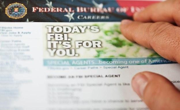 FBI idzie z duchem czasu /123RF/PICSEL