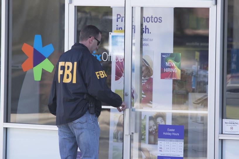 FBI, zdjęcie ilustracyjne /Bob Daemmrich /East News