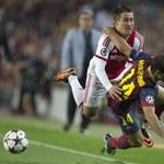 FC Barcelona - Ajax Amsterdam 4-0 w grupie A Ligi Mistrzów