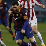 FC Barcelona - Athletic Bilbao 2-3 po dogrywce w finale Superpucharu Hiszpanii