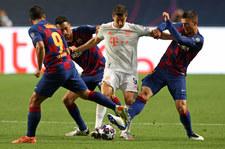 FC Barcelona - Bayern Monachium w Lidze Mistrzów. Relacja na żywo