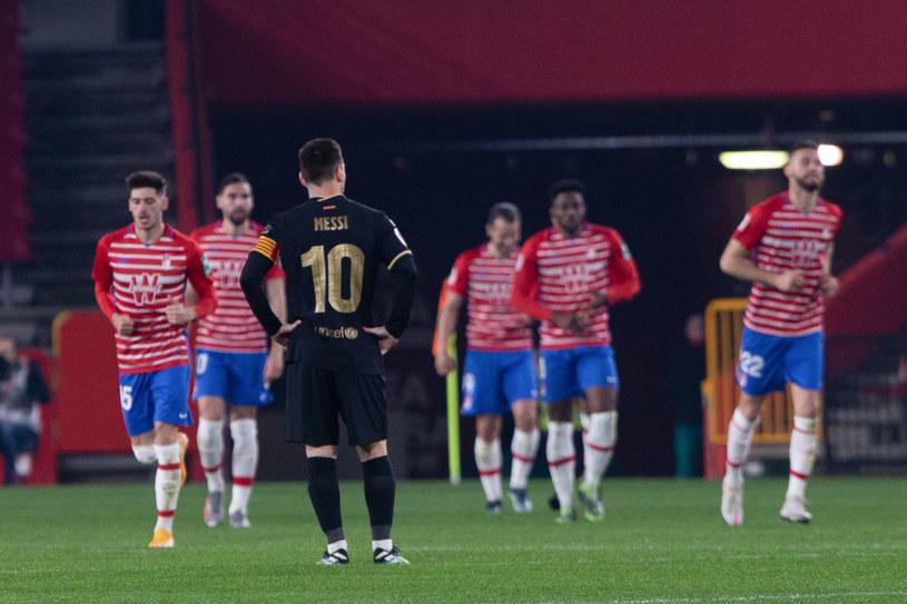 FC Barcelona - Granada CF / Europa Press/Europa Press /Getty Images