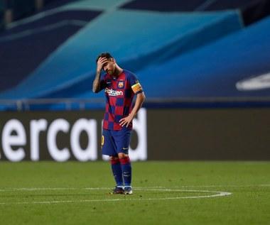 FC Barcelona. Klub nie rozważa opcji odejścia Lionela Messiego
