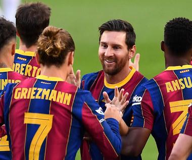FC Barcelona. Lionel Messi: Jestem zmęczony tym, że ciągle wini się mnie za wszystkie problemy. wideo