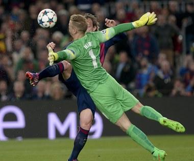 FC Barcelona - Manchester City 1-0 w Lidze Mistrzów