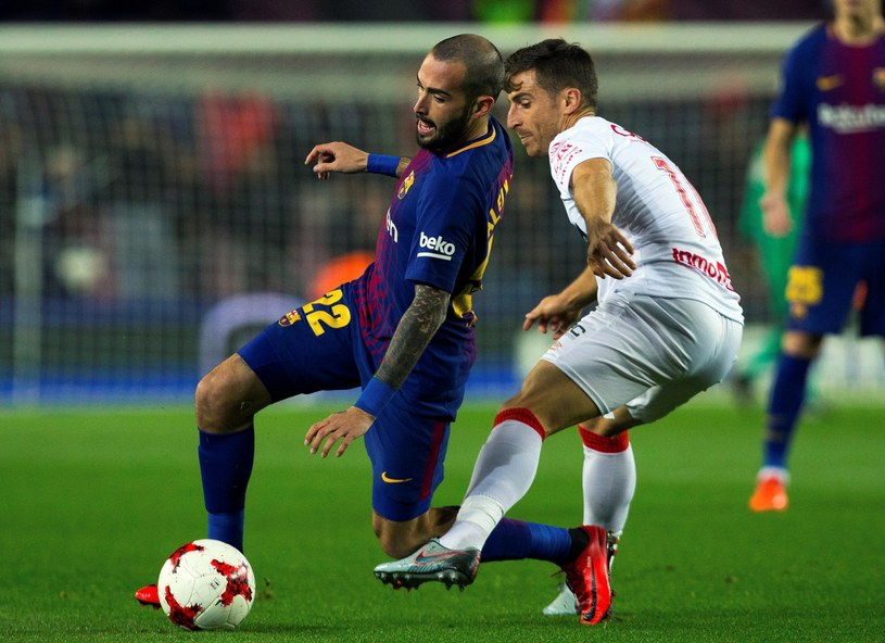 FC Barcelona - Real Murcia /ENRIC FONTCUBERTA /PAP