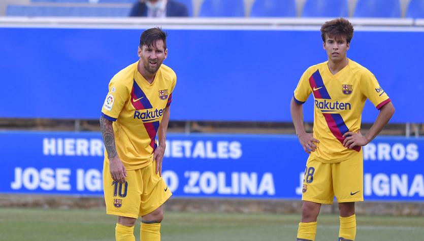 FC Barcelona. Riqui Puig podjął decyzję - zamierza zostać w klubie
