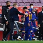 FC Barcelona. Ronald Koeman zdradził prawdę o Messim