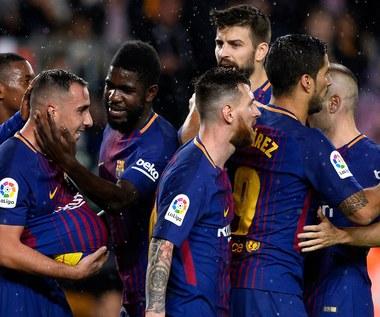 FC Barcelona - Sevilla FC 2-1 w Primera Division