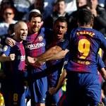 FC Barcelona - UD Levante. Kolejny krok w kierunku tytułu?