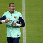 FC Barcelona. Victor Valdes odwołuje mecz drużyny U-19 z troski o zdrowie piłkarzy