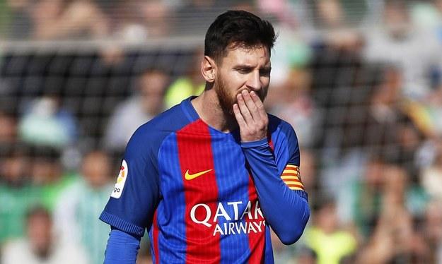 FC Barcelona zremisowała z Betisem. Kontrowersyjna decyzja sędziego
