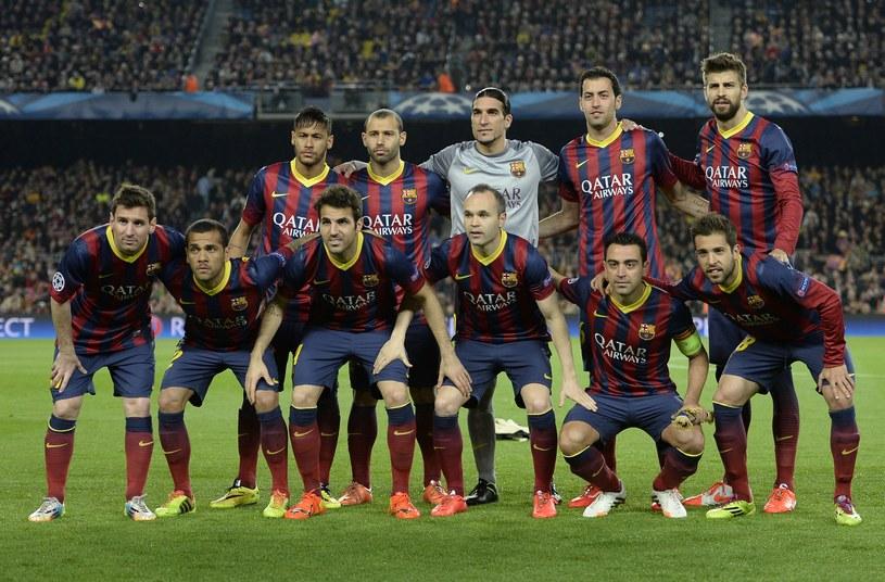 FC Barcelona /AFP
