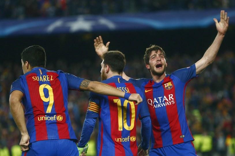 FC Barcelona /PAP/EPA