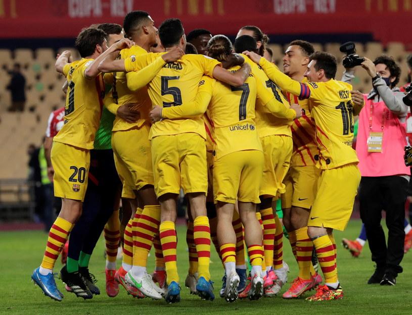 FC Barcelona /JULIO MUNOZ  /PAP