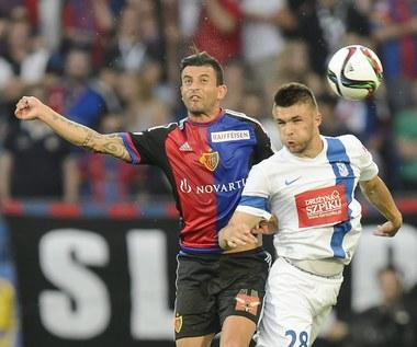 FC Basel - Lech Poznań 1-0 w III rundzie el. Ligi Mistrzów