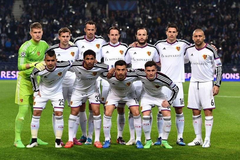 FC Basel w Lidze Mistrzów 2014/2015 /AFP /AFP