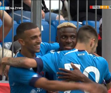 FC Bayern Monachium - SSC Napoli 0-3. Skrót meczu (POLSAT SPORT). Wideo