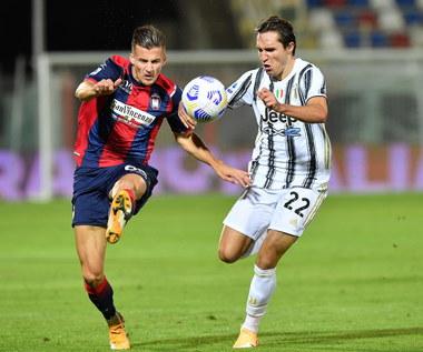 FC Crotone - Juventus Turyn 1-1 w meczu 4. kolejki Serie A