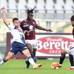 FC Crotone - Torino 0-0 w meczu 7. kolejki Serie A
