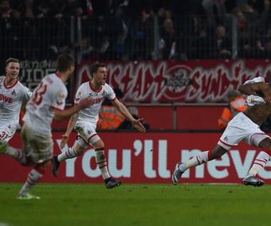 FC Koeln - VfB Stuttgart 1-3. Grali Polacy