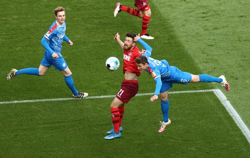FC Kolen - Holstein Kiel /AFP/POOL ROLF VENNENBERND/ /AFP