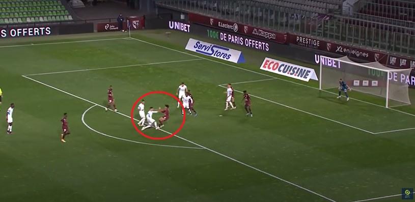 FC Metz - Olympique Marsylia /materiały prasowe