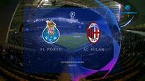 FC Porto - AC Milan. SKRÓT. WIDEO (Polsat Sport)