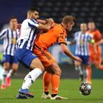 FC Porto - Juventus 2-1 w 1/8 finału Ligi Mistrzów