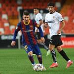 FC Valencia - FC Barcelona. Niesamowita druga połowa. Co zrobił Messi!