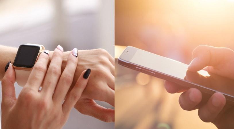 FDA: Inteligentne zegarki i smartfony mogą negatywnie wpłynąć na działanie rozruszników /123RF/PICSEL