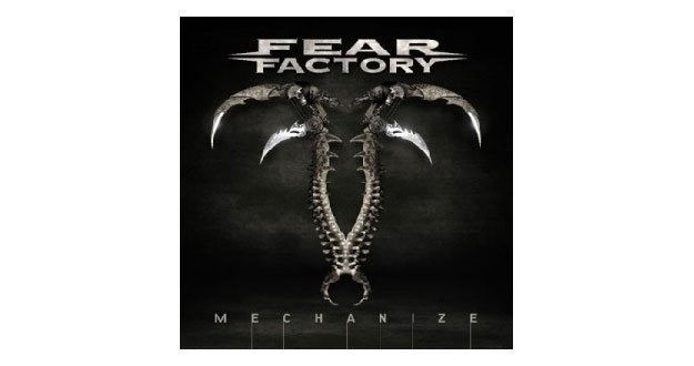 "Fear Factory ""Mechanize"" /"