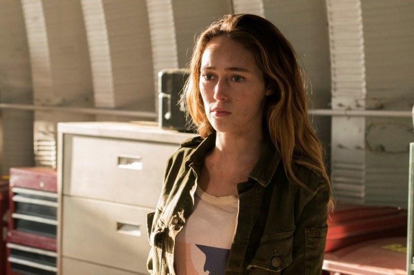 """""""Fear the Walking Dead"""": Alycia Debnam-Carey /AMC /materiały prasowe"""