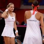 Fed Cup. Broniąca tytułu Francja w grupie z Węgrami i Rosją