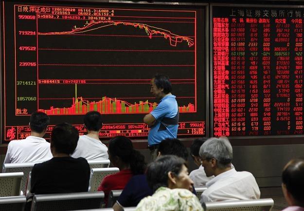 Fed i Chiny psują nastroje inwestorów /PAP/EPA