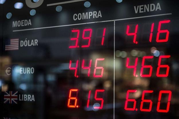 Fed kluczowy dla rynków walutowych /AFP