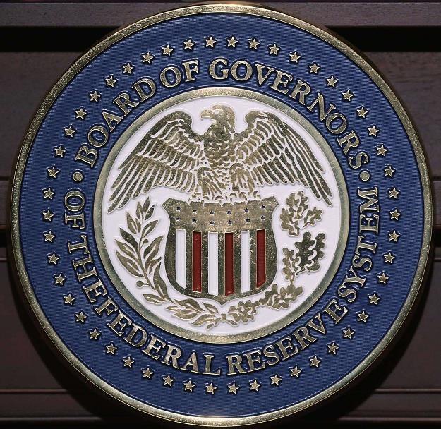 Fed pozostawił główną stopę procentową na niezmienionym poziomie /AFP