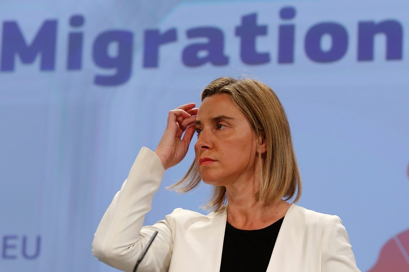 Federica Mogherini /PAP/EPA