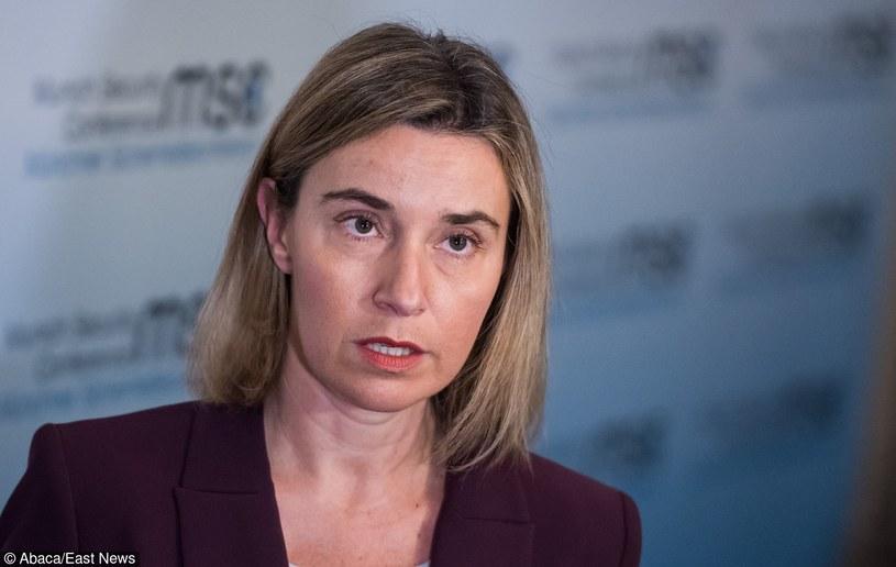 Federica Mogherini /aa /East News